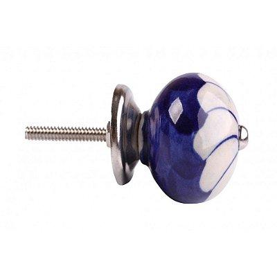Puxador de Gaveta / Porta em Cerâmica 06cm