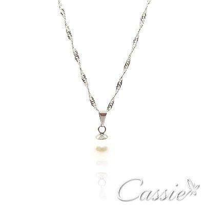 Colar Inox Perle