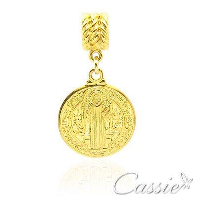 Charm Medalha São Bento