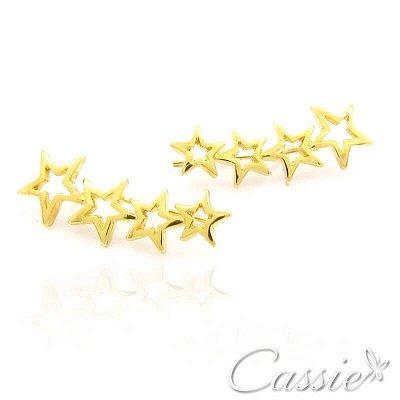 Ear Cuff Estrelas