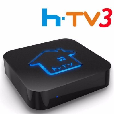HTV Box Iptv - Full HD - Wifi - Android