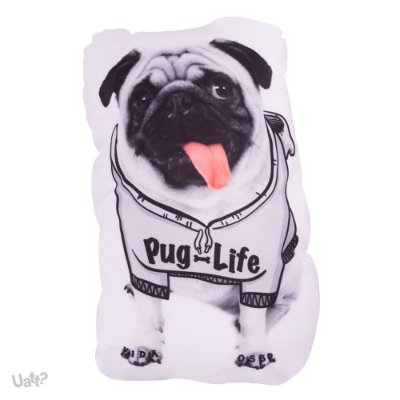 Almofada Pug Life