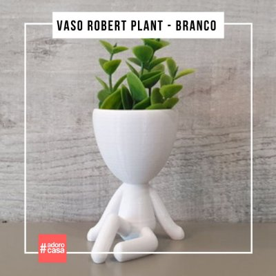 Vaso Decorativo Robert Plant