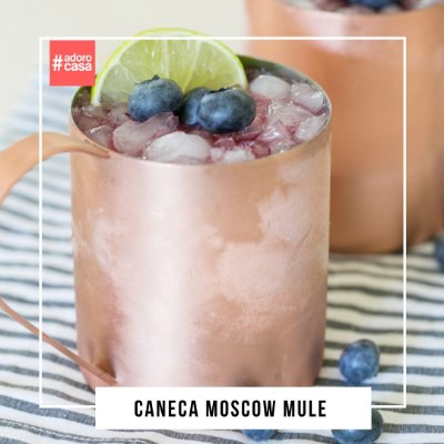 Caneca Moscow Mule