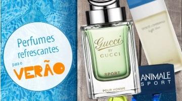 Perfumes para Verão