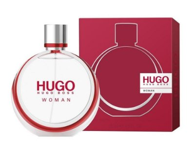 Hugo Boss Woman Feminino Eau de Parfum 75ml