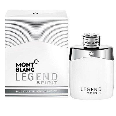 Montblanc Legend Spirit Masculino Eau de Toilette