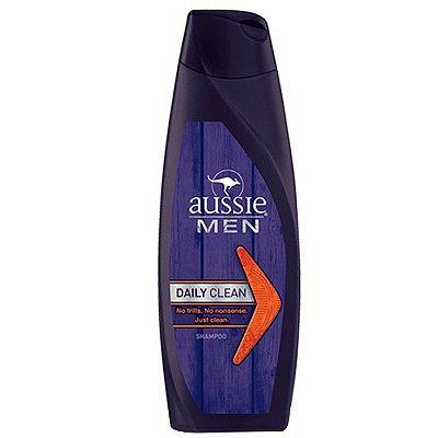 Shampoo Aussie Men Limpeza Diária 400ml