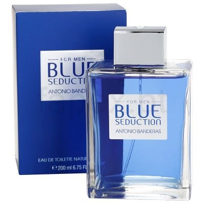 Blue Seduction Masculino 50ml Antonio Banderas