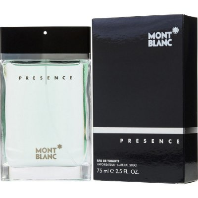 Montblanc Presence Masculino 75ml