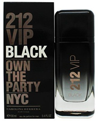 212 VIP Black Masculino 100ml Carolina Herrera