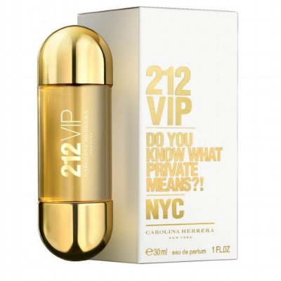 212 VIP Feminino 80ml Carolina Herrera