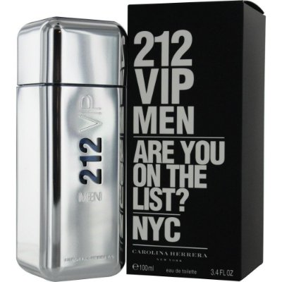 212 VIP Masculino 100ml Carolina Herrera