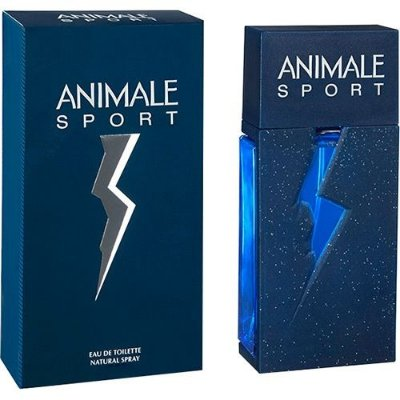 Animale Sport Masculino 100ml