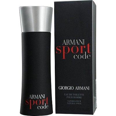 Armani Code Sport Masculino 50ml