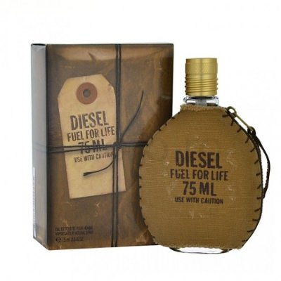 Diesel Fuel For Life Masculino 125ml