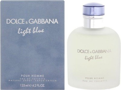 Dolce & Gabbana Light Blue Masculino 125ml