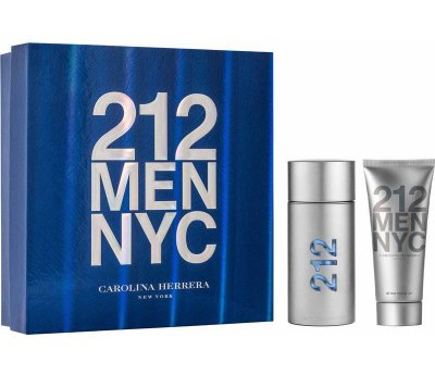 Kit 212 Masculino 100ml + Pós-Barba 100ml