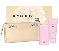 Kit Givenchy Play Feminino 50ml + Body Lotion + Nécessaire