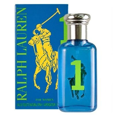 Ralph Lauren Polo Big Pony Blue #1 Feminino 50ml