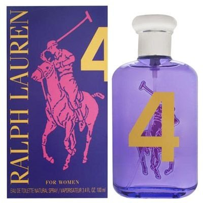Ralph Lauren Polo Big Pony Purple #4 Feminino 50ml