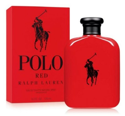 Polo Red Ralph Lauren Masculino 125ml