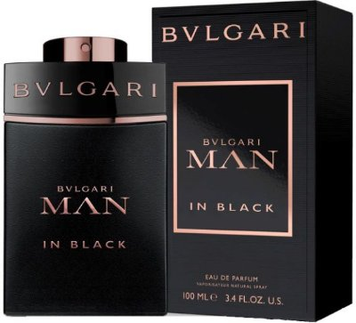 Bvlgari Man in Black Masculino Eau de Parfum 100ml