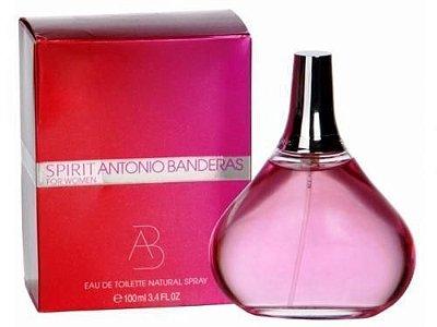 Antonio Banderas Spirit Feminino