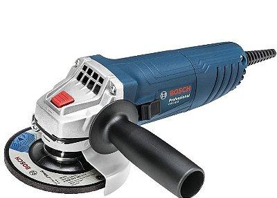 Esmerilhadeira Angular 4.1/2 GWS850 - Bosch