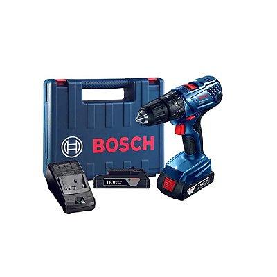 Furadeira / Paraf. GSB 180  - 2x 18V BIV  - Bosch