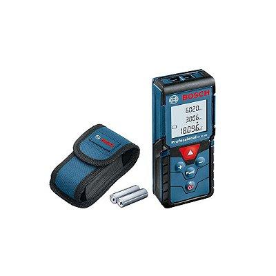 Trena Laser GLM 40 - Bosch