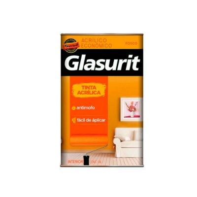 Tinta Latex - Glasurit - Branco Neve - 18L