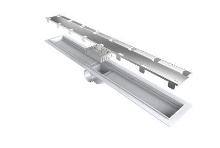 Ralo Linear Smart  60cm - Tampa Oculta Seco