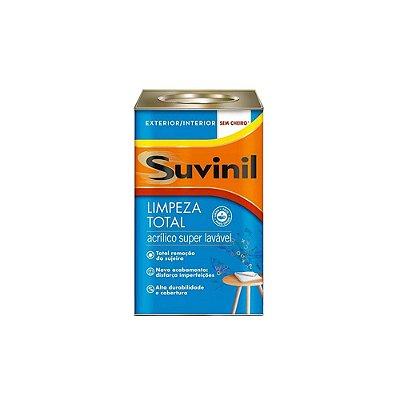 Tinta Acrílica Limpeza Total - Suvinil 18L