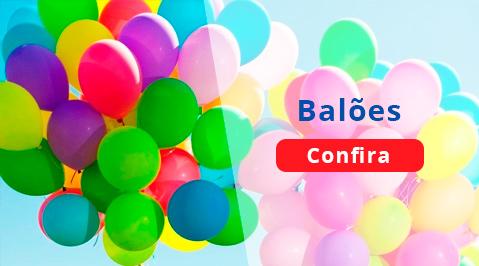 3 - Balões