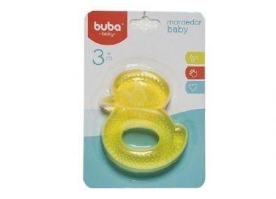 Mordedor de Água Patinho- Buba Toys