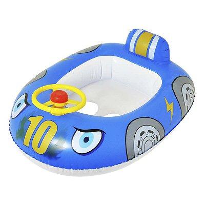 Boia Seat Carro Azul