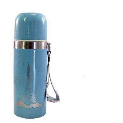 Garrafa térmica Azul