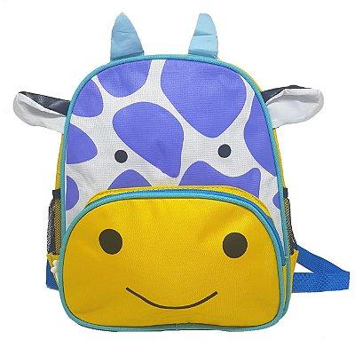 Mochila Infantil Bichinhos - Girafinha