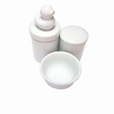 Kit Higiene Patinho
