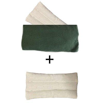 Bolsa Térmica de Sementes verde  + Refil
