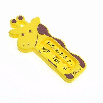 Termômetro Para Banho Girafa