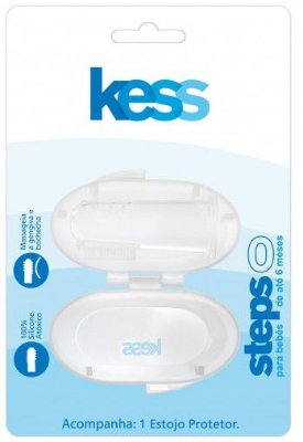 MASSAGEADOR INFANTIL KESS STEPS 0+