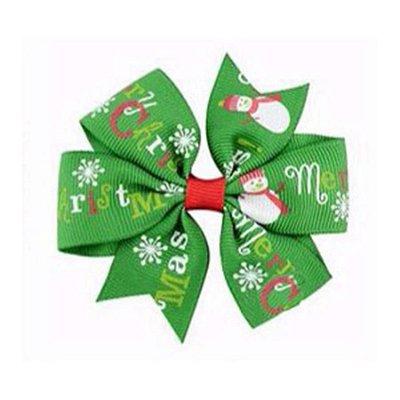 Laço Natal Verde - Merry Christmas