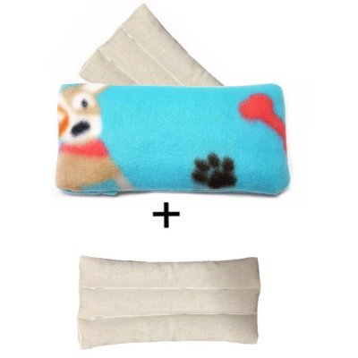 Bolsa Térmica de Sementes Azul Dog  + Refil