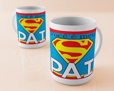 Caneca dia dos pais - Super Pai