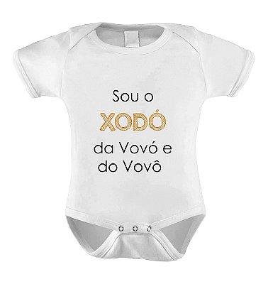 Body ou Camiseta XODO