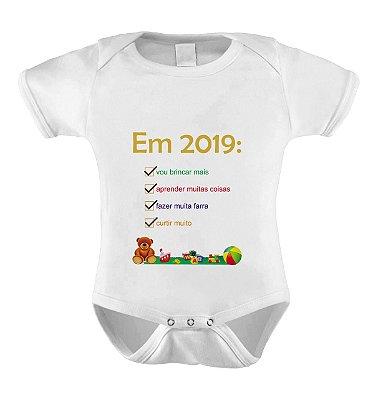 Body ou Camiseta Divertido - Lista 2019