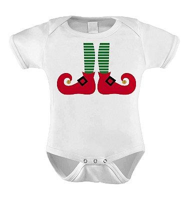 Body ou Camiseta Divertido de Natal - Duende