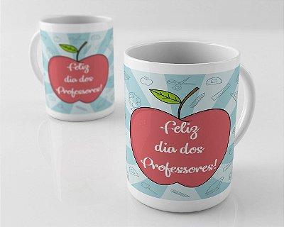 Caneca Dia dos Professores - Feliz dia dos Professores